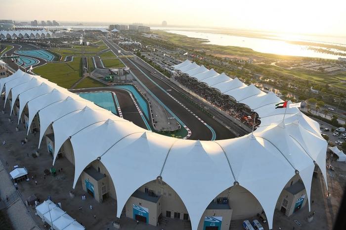Abu Dhabi Grand Prix Race