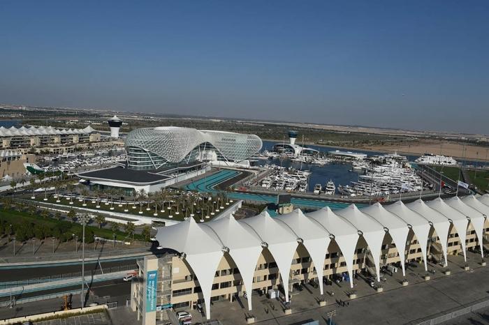 Formula One World Championship, Rd19, Abu Dhabi Grand Prix, Qualifying, Yas Marina Circuit, Abu Dhabi, UAE, Saturday 22 November 2014.