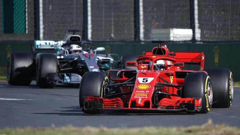 Australian Grand Prix Winner