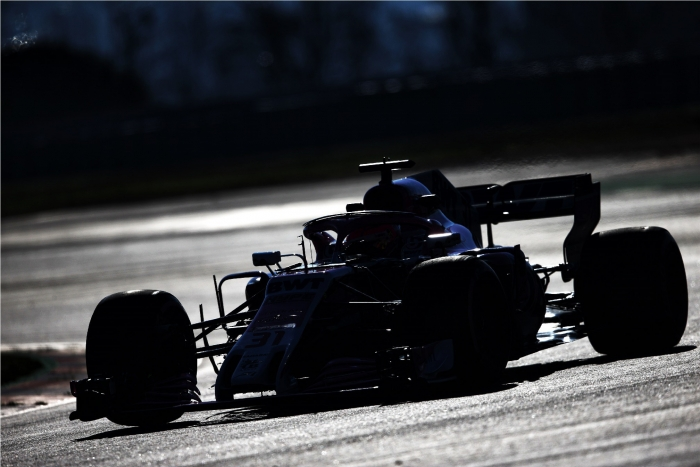 Motor Racing – Formula One Testing – Test Two – Day 4 –  Barcelona, Spain