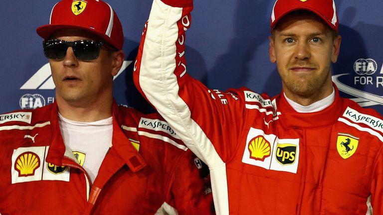 Vettel Wins Bahrain F1
