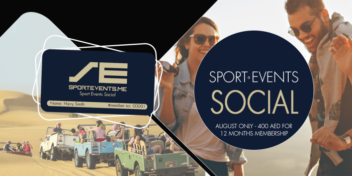 SportEvents Social